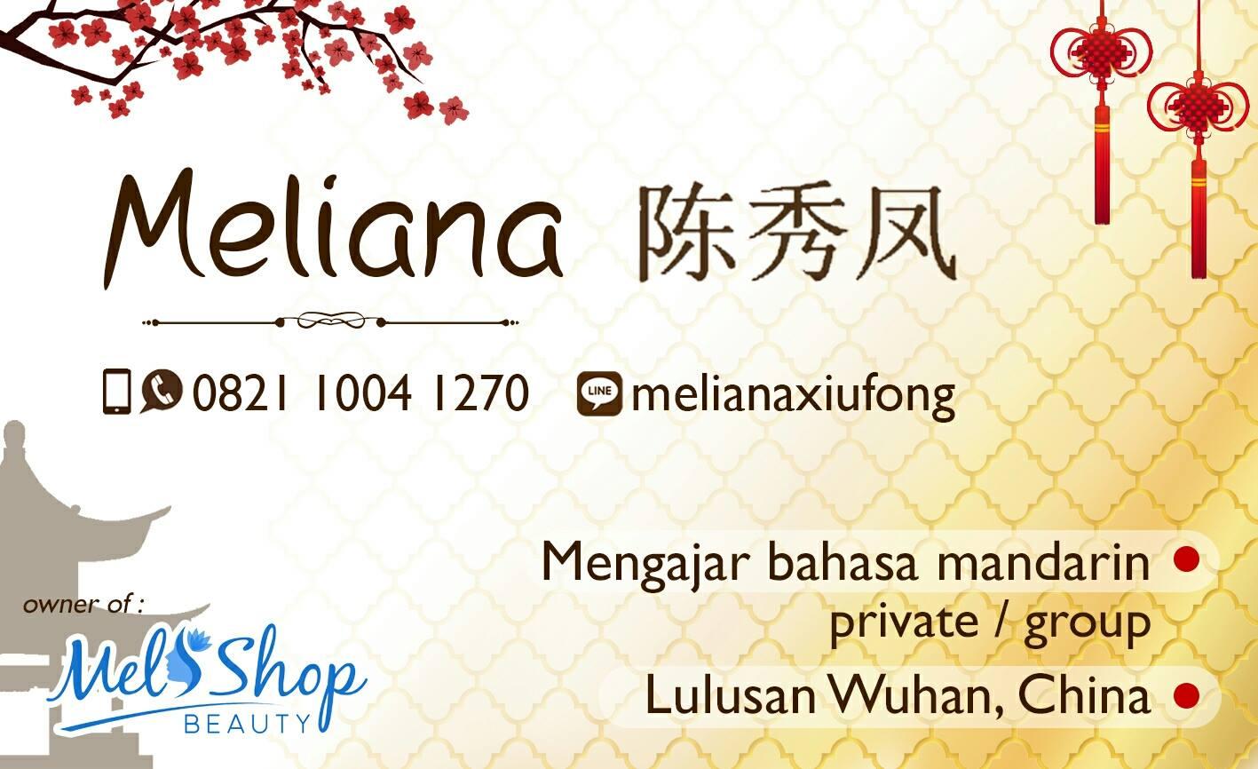 Kursus Mandarin di Serpong
