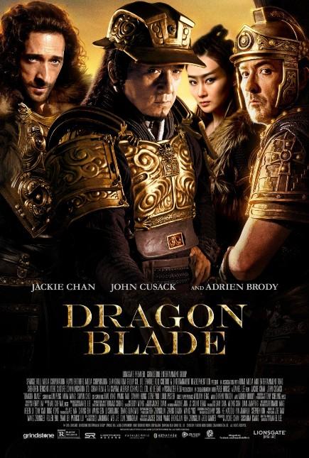 """Dragon Blade (2015)"" movie review by Glen Tripollo"