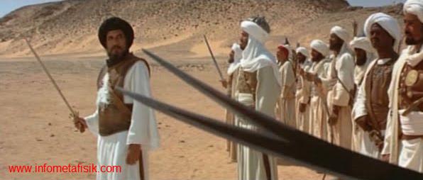 Kisah Pedang Dzulfiqar (Pedang Rasulullah)