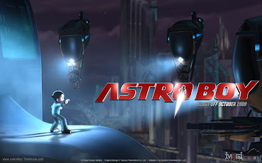 #20 Astro Boy Wallpaper