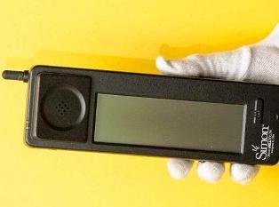 Beginilah Wujud Smartphone Pertama Di Dunia Yang Dibuat Pada Tahun 1992