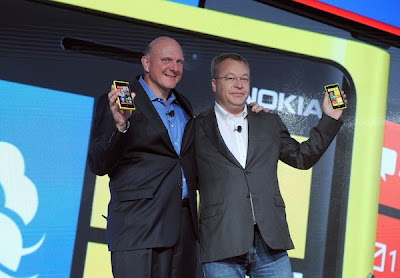 Microsoft is buying Nokia's devices & services business