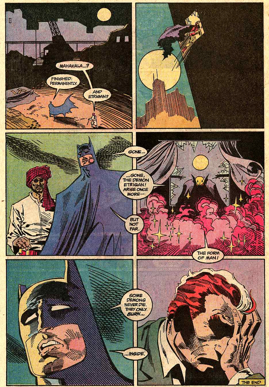 Detective Comics (1937) Issue #603 Page 23