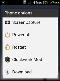 Cara Instal CREED ROM v3.5 Di Galaxy Y