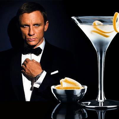 vodka martini casino royale