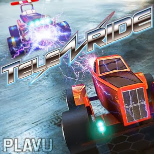 TeleRide Free Racing Game