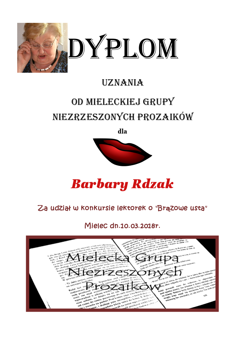 Barbara Rdzak