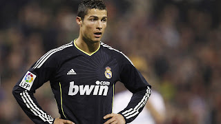Ronaldo Real Madrid Uniform HD Wallpaper