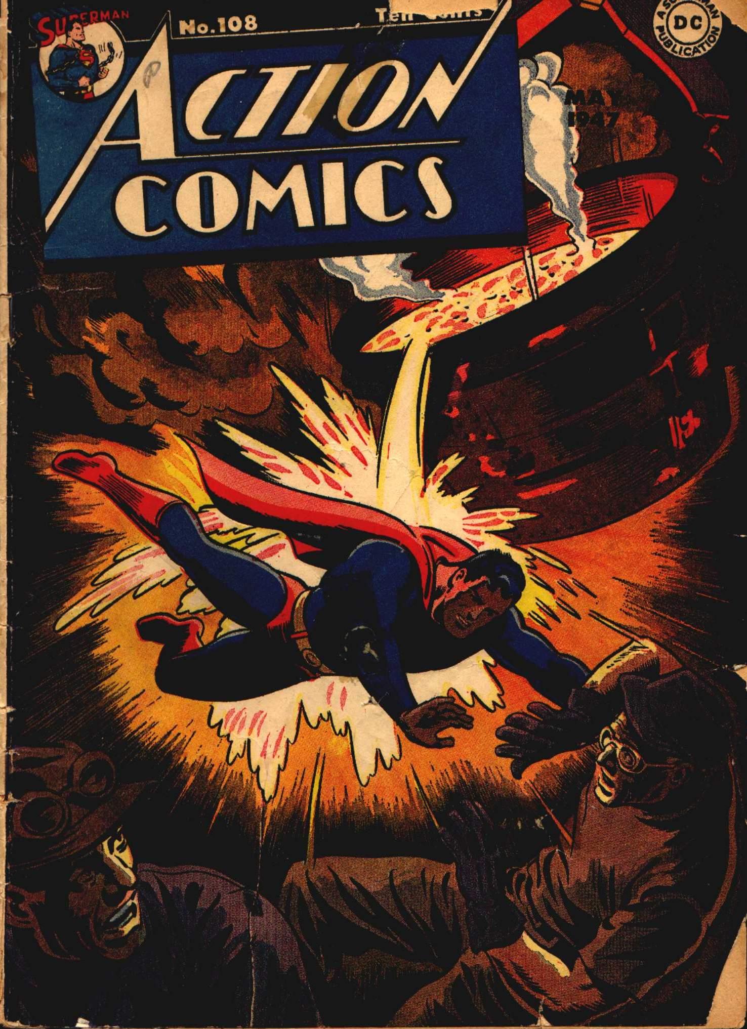Action Comics (1938) 108 Page 1