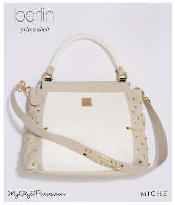 Miche Berlin Luxe Shell for Prima Bags