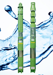 "Naigra 6"" Submersible Pump N6R-100/5 3PH Radial Flow (5HP) Online, India - Pumpkart.com"