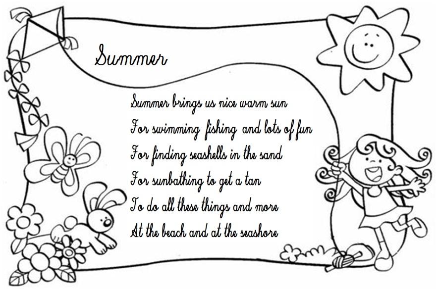 summer vacation easy essay