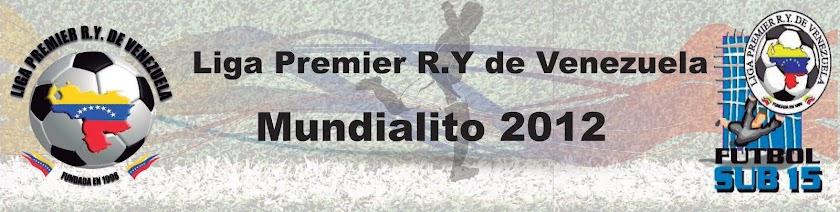 Liga Premier R.Y. de Venezuela