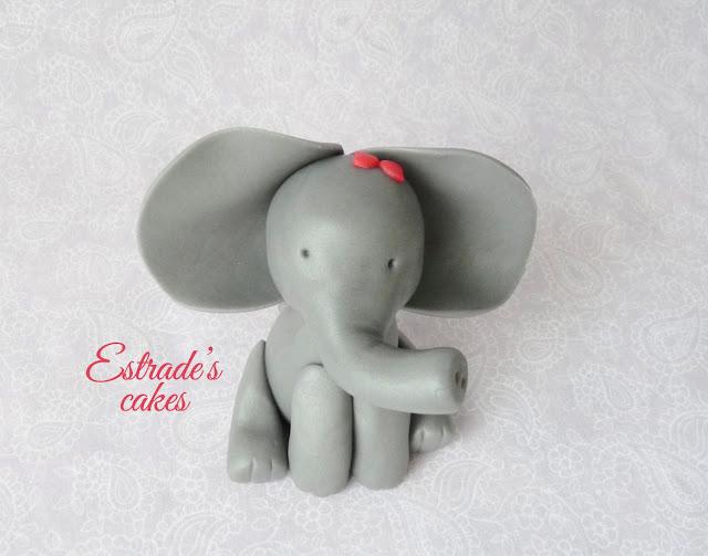 elefanta de fondant 5