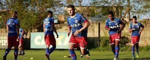 Bahia não deverá ter novidade contra o Sport-PE
