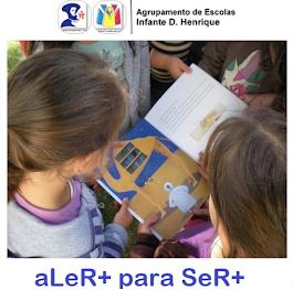 Projeto aLeR+ para SeR+- Diário de Bordo