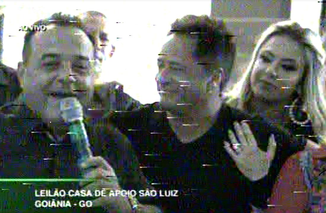 XV Leilão DA CASA De APOIO SÃO LUIZ GOIÂNIA/GO16/0917