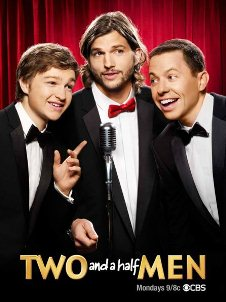 two and a half men 9 temporada oficional Two and a Half Men   S09E18   HDTV AVI + RMVB Legendado
