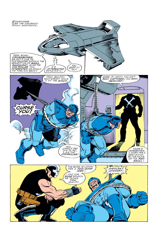 Captain America (1968) Issue #365 #298 - English 9