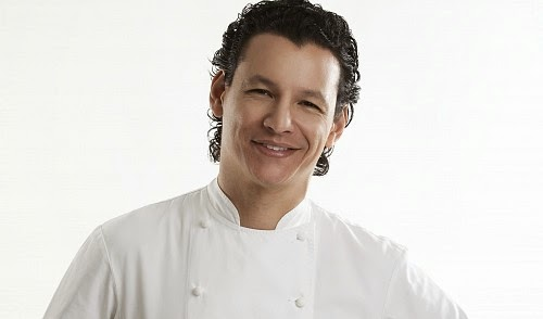 Celebrity Chef BOBBY CHINN at The Farm at San Benito
