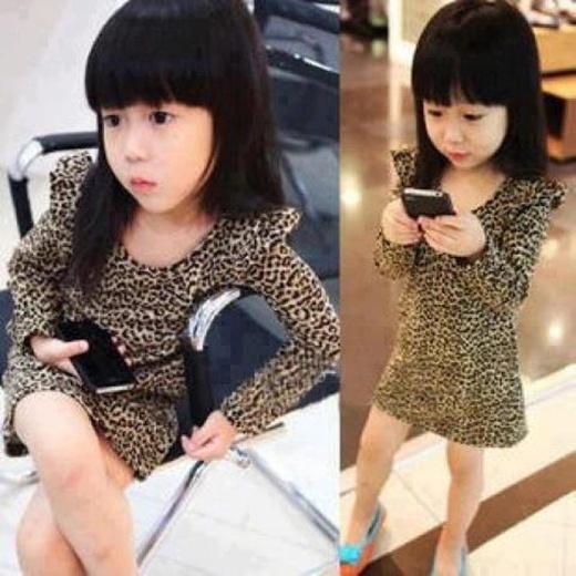 crianças na moda