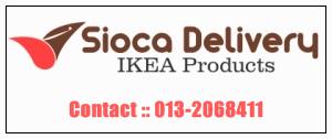 Servis Hantar Barang Ikea