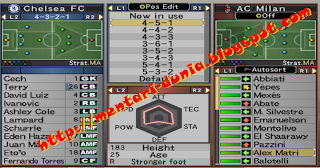 Download option file pes6 terbaru musim 2013/2014 full transfer