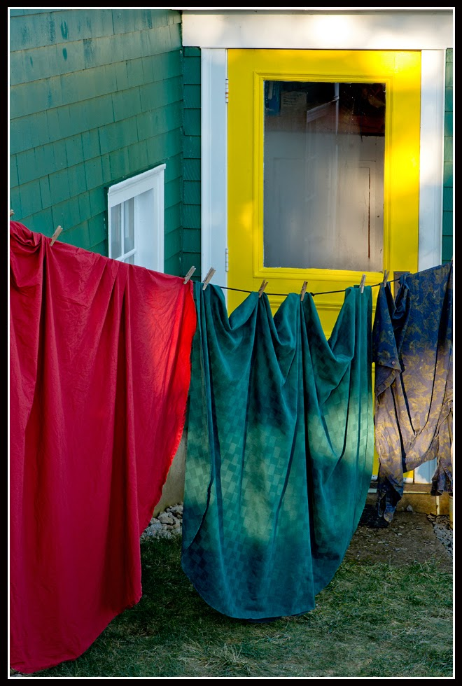Nova Scotia; Laundry