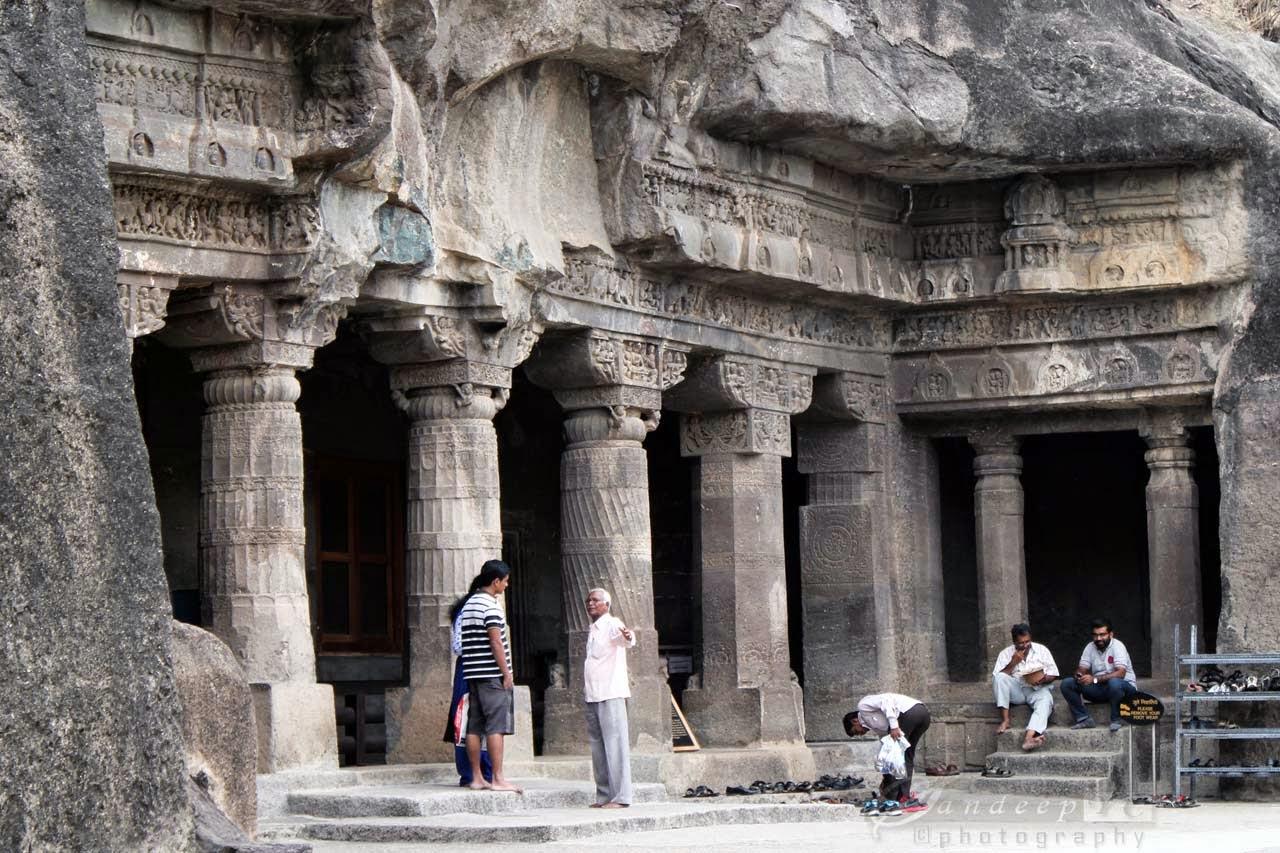 Cave 1 - entrance
