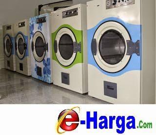 Harga Mesin Laundry Kiloan