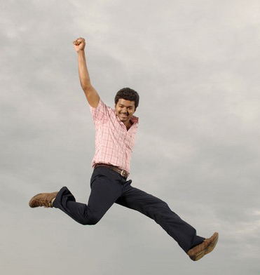 Vijay in 'Kavalan' Movie 2