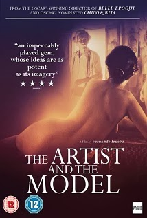The Artist And The Model – BRRip AVI + RMVB Legendado