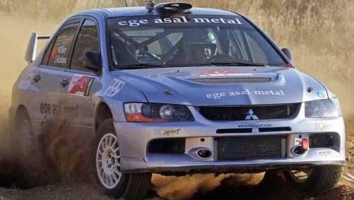 Mitsubishi finalde