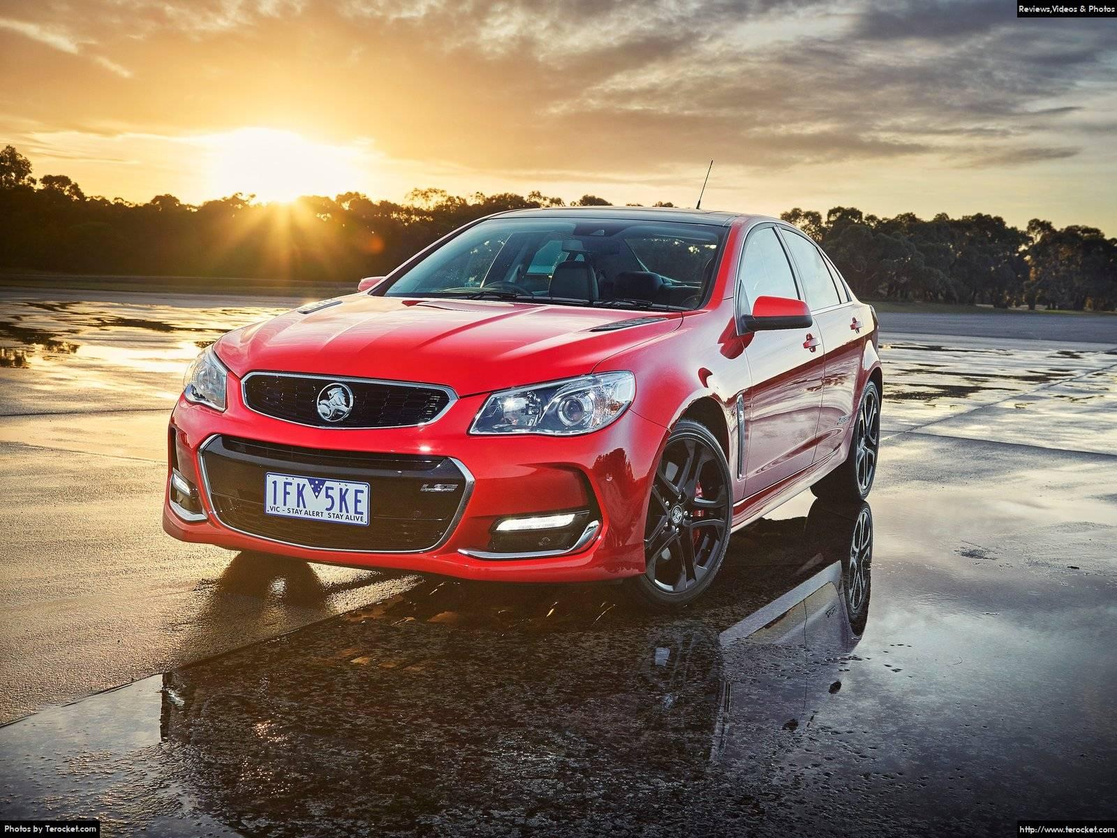 Hình ảnh xe ô tô Holden VFII Commodore 2016 & nội ngoại thất