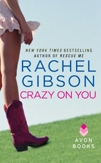 #DFRAT Review: Crazy on You by Rachel Gibson.