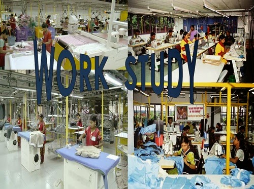 WorkStudy | Industrial Engineering | FANDOM powered by Wikia
