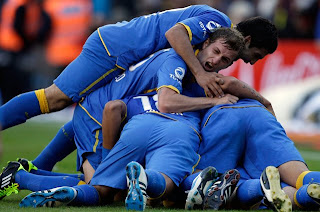 Boca está a un punto de ser campeón en Argentina