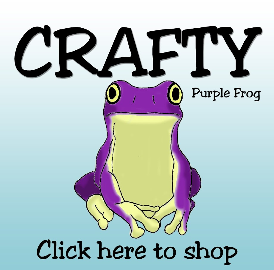 Crafty Purple Frog Shop