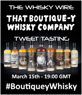 That Boutique-y Whisky Co Tweet Tasting