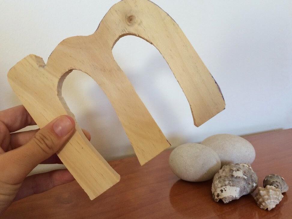 El blog de lorenna caladora para hacer letras de madera - Casa letras madera ...