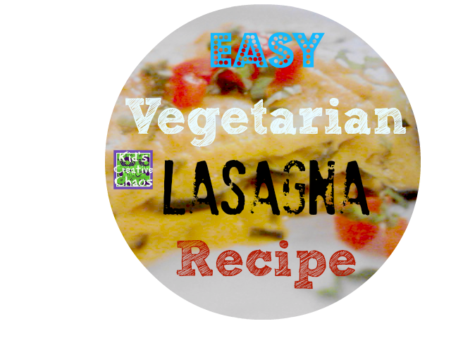 Easy Vegetarian Lasagna Recipe with Basil and Squash