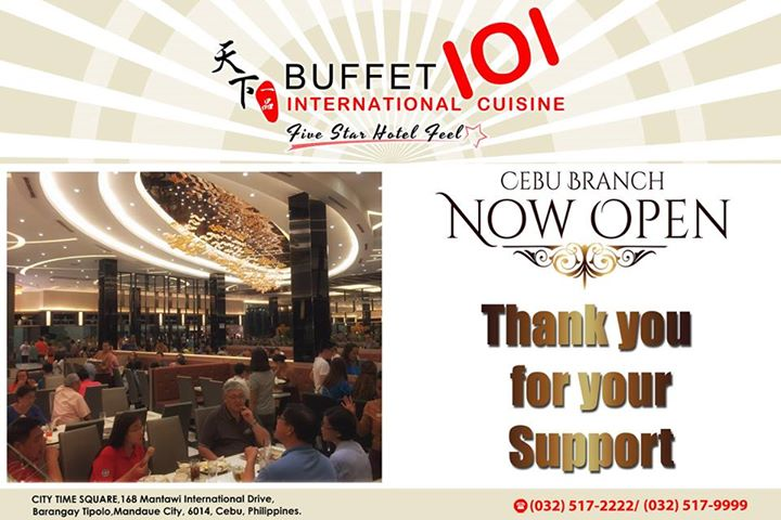 Buffet-101-Cebu-Now-Open