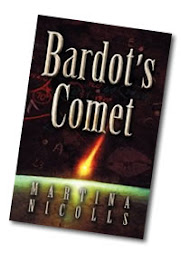 Bardot's Comet - new novel