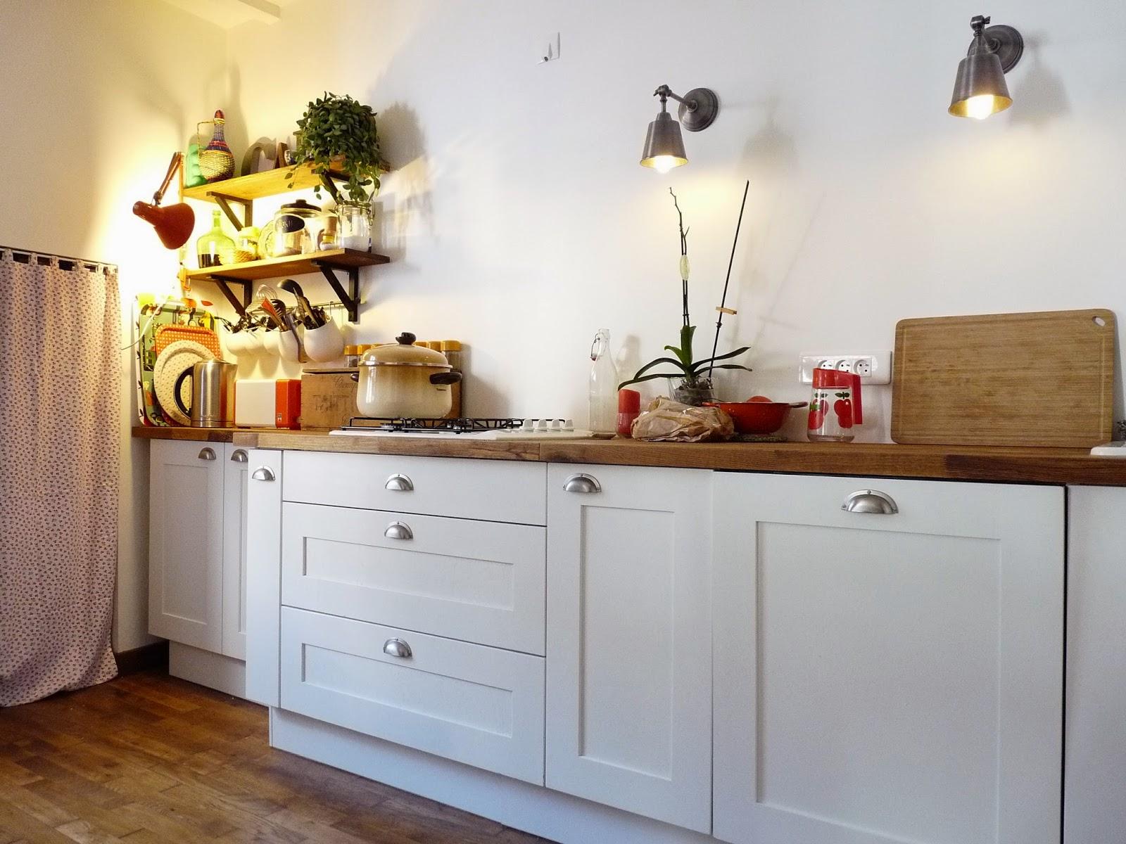 rue rivoirette avant apres notre nouvelle cuisine. Black Bedroom Furniture Sets. Home Design Ideas