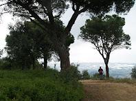 Vilassar i Premià des del mirador