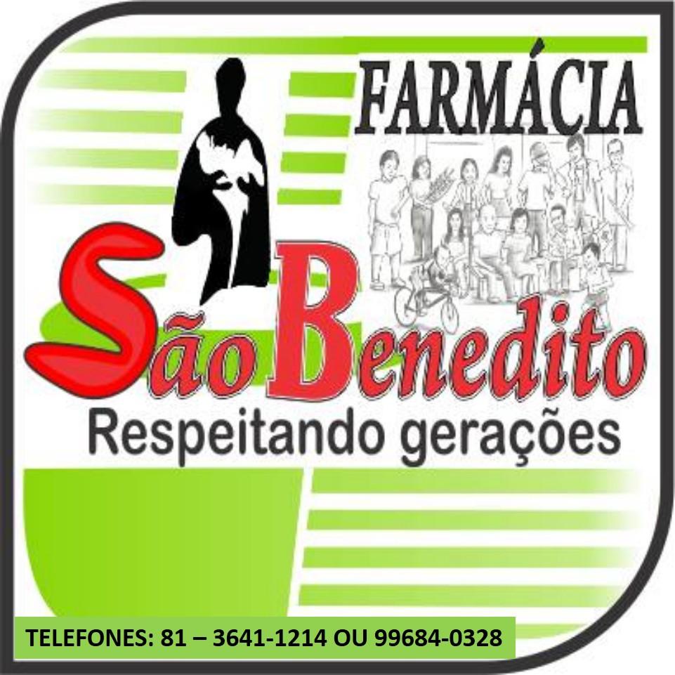 FARMÁCIA SÃO BENEDITO