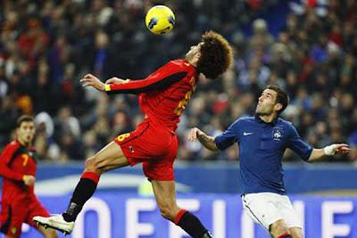 France 0 - 0 Belgium (3)