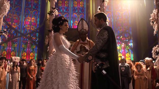 Matrimonio Tema Once Upon A Time : The man of tomorrow Érase una vez