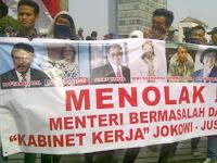 Akhirnya PDIP Kritik keras kinerja buruk kabinet Jokowi