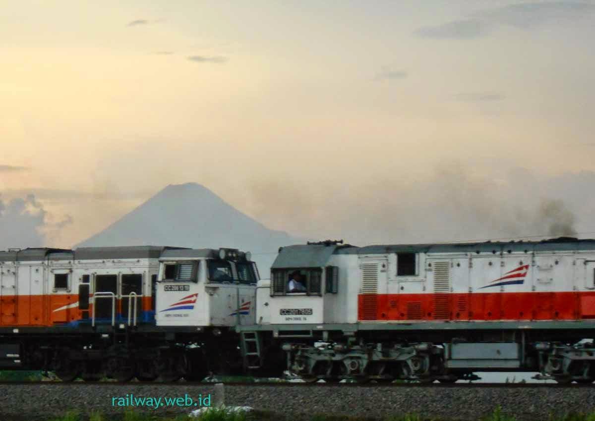 gambar kereta api DT